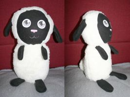 wooly plush - rune factory by dangodei
