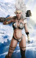 Norse Warrior II by supersolidusnake