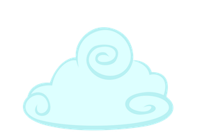 Cloud 8 - Vector by GuruGrendo