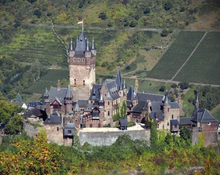 REICHSBURG COCHEM - ANOTHER VIEW by gingado