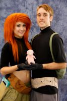 Kim Possible and Ron Stoppable 1 by PumkinSpice