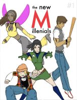 Millenials Cover color attempt by schris91