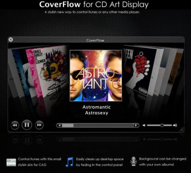 Coverflow for CAD by imwalkingwithaghost