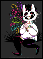OFF: Zacharie by CluelessCaptain