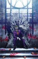 Game of Thrones Ending Joker Spoiler by FableBound