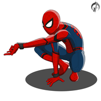 Spider-Man by grdobina