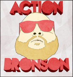 Action Bronson by terfone313