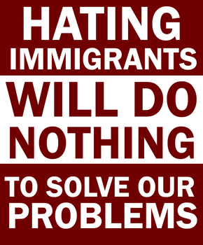 Hate Solves Nothing by Party9999999