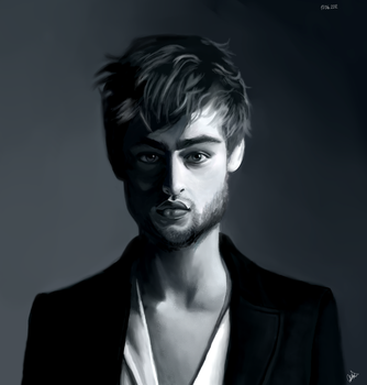 Douglas Booth by Yannomi