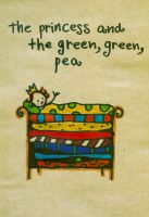Princess and the Pea by Pinkie-Perfect