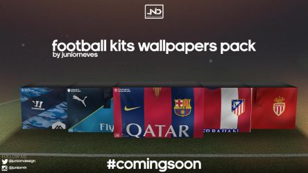 football kits wallpapers by JuniorNeves