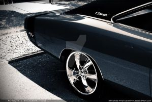 Plymouth RT Charger - Foose by Immerse-photography