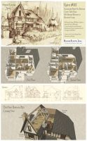 House 317 Plan Summary by Built4ever