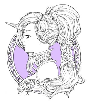 Iridae Nouveau by MichelleHoefener