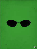 The Matrix - Neo by soopernoodles