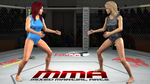 Fighting Lisa Vs Charlize Theron Part 1 by Fightinglisa