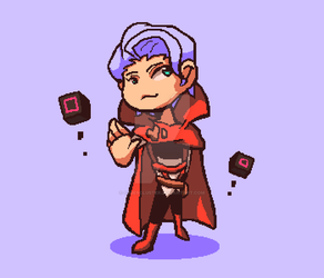 Croix Pixel Animation by Cybercluster