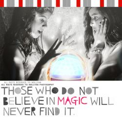 Those who do not believe in Magic by Nollyan