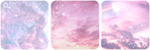 | F2U Decor | ~Pastel Galaxy Divider~ by Melly-fox