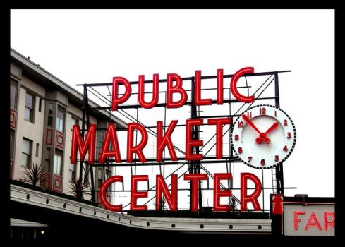 Pike St Market by Nkahler