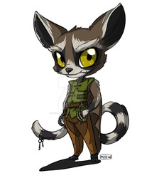 Phanaton Thief by MischaCelFrumos