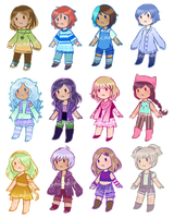 [closed] Smol adopts by Cenicadopts