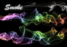 20 Smoke PS Brushes abr. Vol.7 by fhfgdjjkhjkj