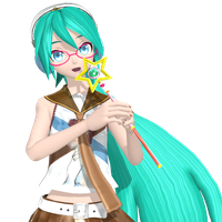 [Project Diva X] .: LOL Mic:. by PiettraMarinetta