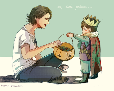 My Little Prince by TheCecile