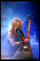 ALEXI LAIHO soloing by livephotos