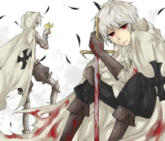 teutonic knights - prussia by Kynarii