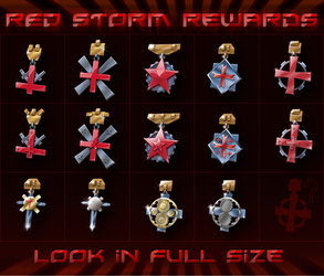 Rewards for Red Storm by Roman-SS-Squall