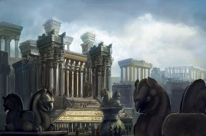 Persepolis by Anday