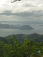 Scapes: Taal Volcano by bloodyblue