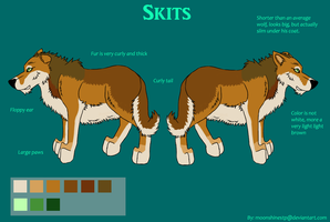Reference OC: Skits by MoonShineSTP