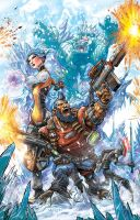 BORDERLANDS 2 by RayDillon