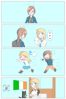 Operation: CSC vol 1 pg 01 by Detective-Shinya