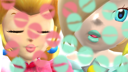 [MMD] (request) Super Mario Galaxy 3 ending by Jasalad