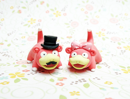 Slowpoke Couple