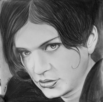 Sweet Sweet Brian Molko by JokerIsMYFreak