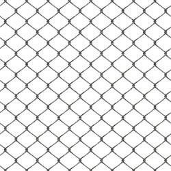 Chain Link Fence by Hoover1979