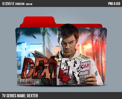 Dexter Folder ICON by kasbandi