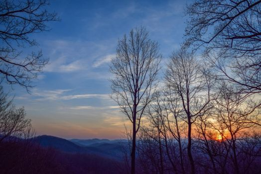 Saluda Sunset by RozenGT