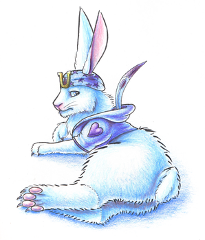 Johnny Joestar Bunny by Pickledsuicune