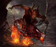 Devil Rider by velinov