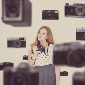 Cameras by Laura1995
