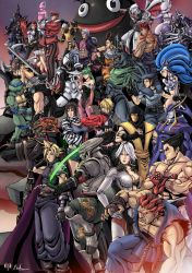 Fighters! by sarrus