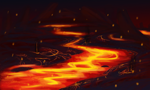 Brimstone and Fire by SiderealSkies