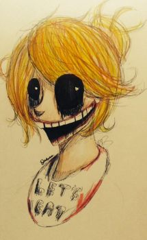 Human Chica by TheShemcler