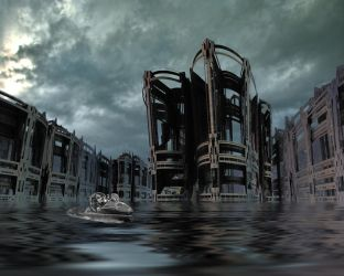After the Flood by eclecticeric
